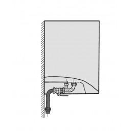 Набор труб для вертикального присоединения Baxi (KHG71402331)